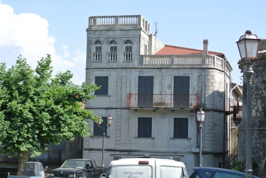 Gorgeous Building in Santa Domenica Talao