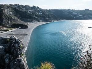 Mediterranean Near Praia A Mare