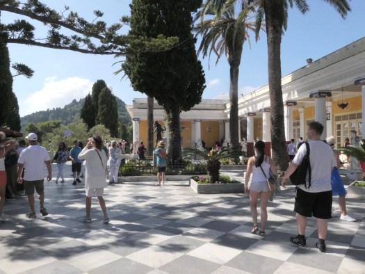 Garden of Achillion