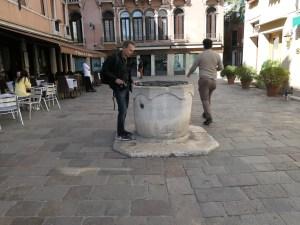 Venice cistern