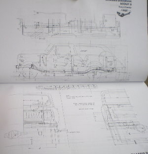 1882?resize\=300%2C312\&ssl\=1 ih scout 800 wiring diagrams on ih download wirning diagrams Paint Codes 1979 Scout II at fashall.co