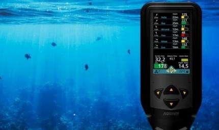 Una console smart per condividere le immersioni