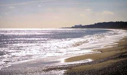 Dunwich, la città sommersa del Suffolk