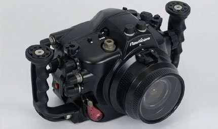 Da Nauticam la nuova custodia subacquea per la Canon D60