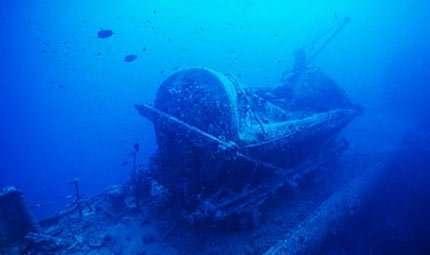 Un museo subacqueo alle Isole Tremiti