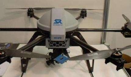 Un aiuto dai droni per la salvaguardia del mare