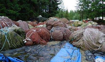 DeFishGear per liberare il mare dalle reti abbandonate