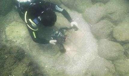 I tesori subacquei di Napoli