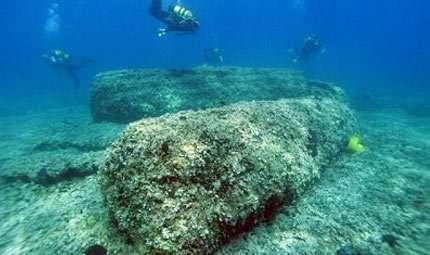 I tesori subacquei di Marzamemi e Vendicari