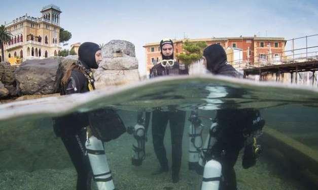Immersioni e visite ORL gratuite a Santa Margherita Ligura
