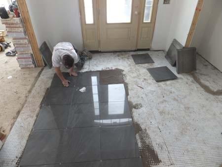 waterproof tile subfloors for