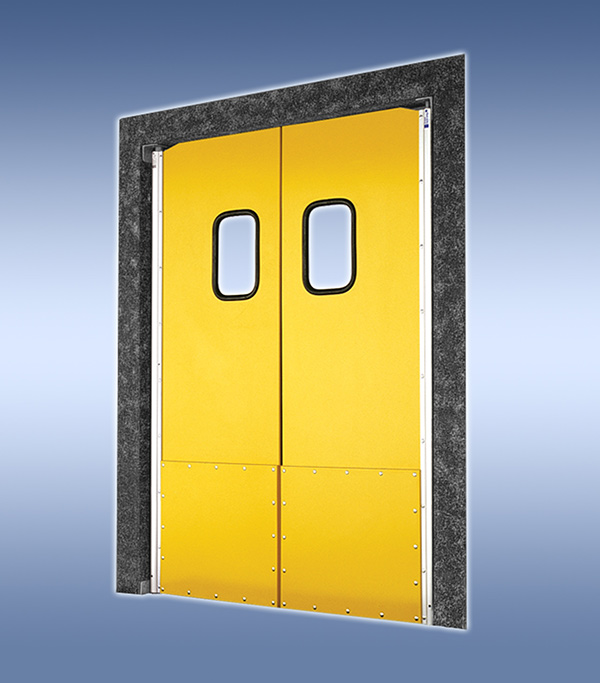 Series 1500 Impact Door Super Seal Manufacturing Limited