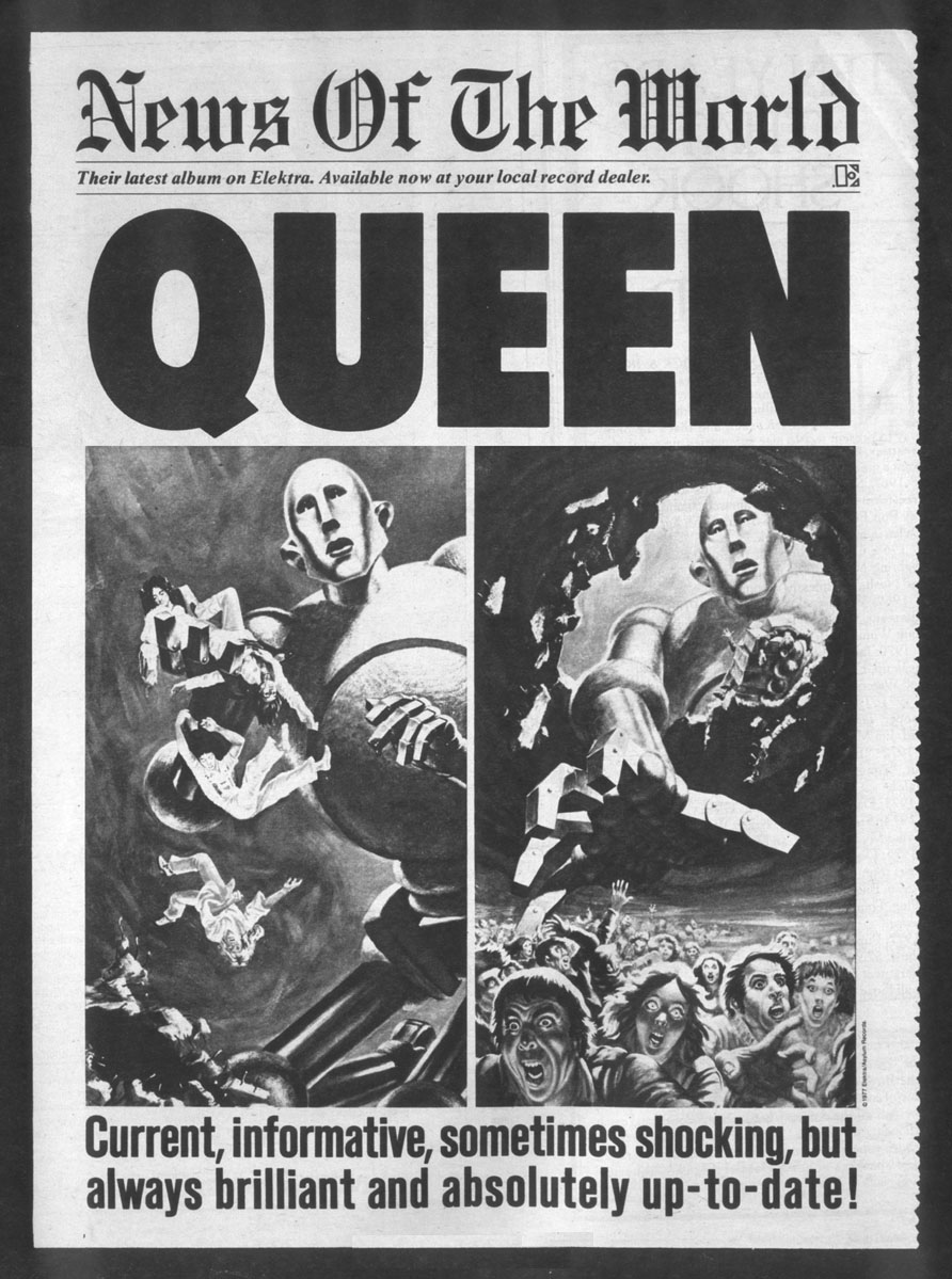 News of the world (Queen, 1977)