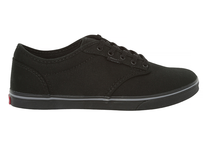 Open Low Top Vans Shoes Girls