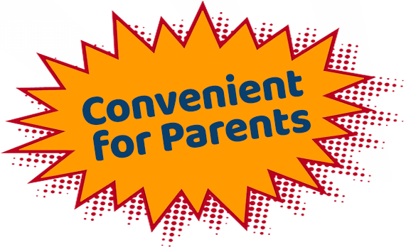 Convenient for Parents