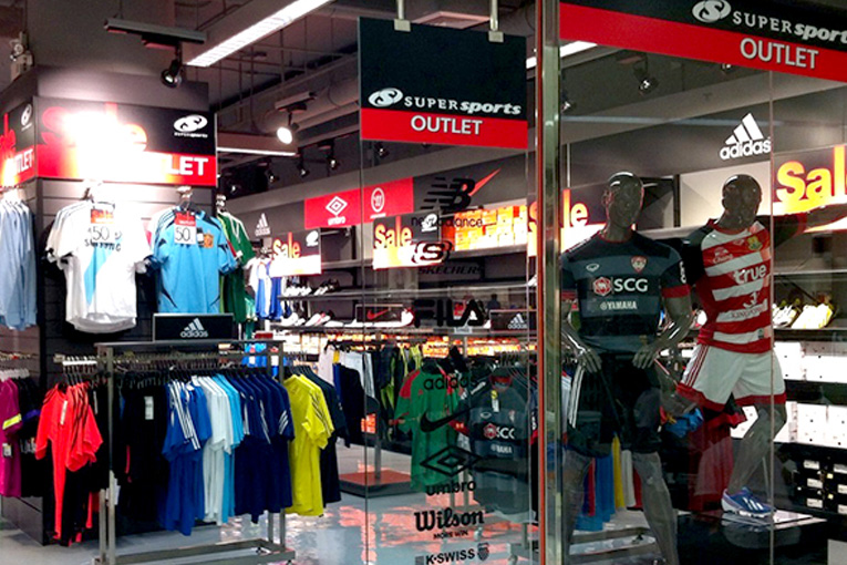 Pr Activity Archives   Page 19 of 23      Supersports    Supersports Outlet Open Now at Bangkok Fashion Outlet