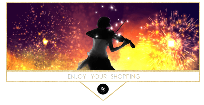 ENJOY YOUR SHOPPING
