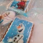 Galletas personalizadas de Frozen