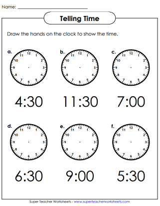 Image Result For Maths Worksheets For Class 4 Time