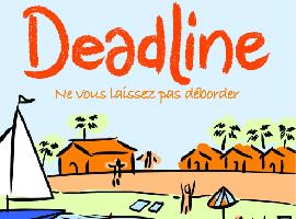 DeadLine Un jeu pour apprendre à gérer son temps
