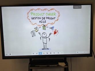 Ecran interactif speechi
