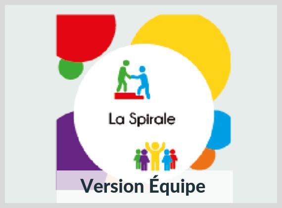 La spirale agile version équipe
