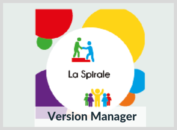 La spirale agile version manager