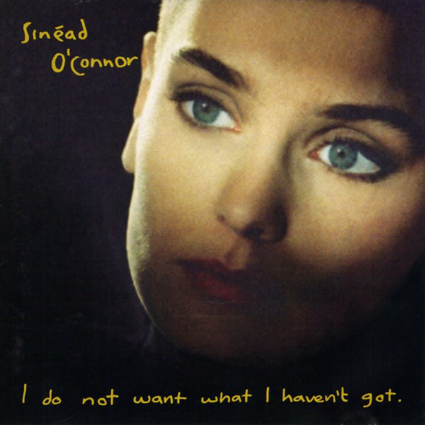 Album cover for I Do Not Want What I Haven't Got