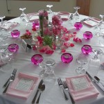 Easy Wedding Centerpieces With Vases and Votives