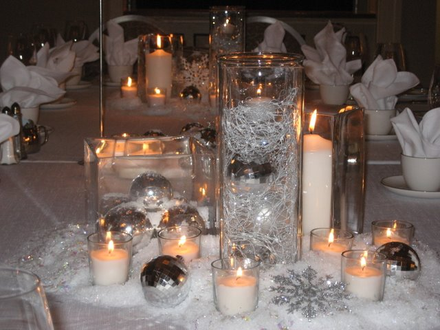 Christmas wedding ideas from other brides christmas wedding ideas winter wonderland junglespirit Image collections