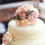 Ruffle Wedding Cake – Peony