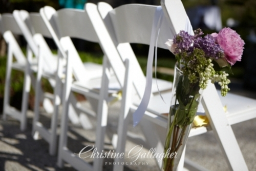 Picture of Wedding Ceremony Seating
