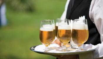 catering your own wedding bartending question