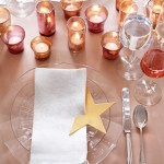 DIY Wedding Table Decorations – Star Napkin Holder