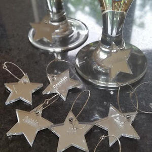 DIY star wedding decorations