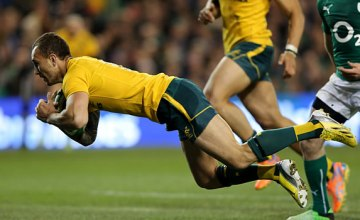 Wallabies coach Michael; Cheika has dropped Quade Cooper from his squad