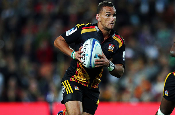Aaron Cruden will make his long awaited return to Super Rugby