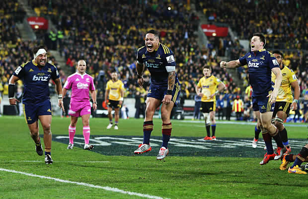 The Highlanders have not beaten the Hurricanes in Wellington since 2015