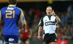 Super rugby referee Jaco Peyper