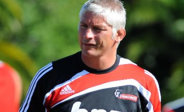 The Crusaders have started looking for a replacement for Todd Blackadder