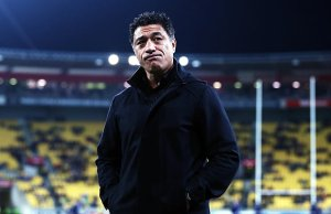 Filo Tiatia has been named Sunwolves head coach