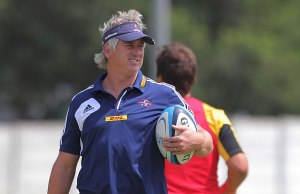 Stormers Super Rugby head coach Robbie Fleck