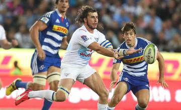 Burger Odendaal has been ruled out for six weeks