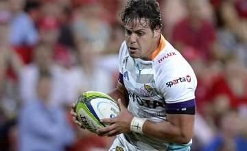 Francois Venter returns to the Cheetahs starting line up