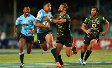 Israel Folau is unlikely to be moved to the midfield