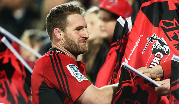 Kieran Read will play his final season of Super rugby in 2019