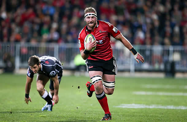 Kieran Read will play his 150th Super rugby match this weekend