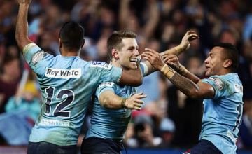 Bernard Foley looks set to return for the Waratahs this weekend