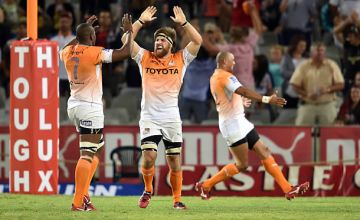 Boom Prinsloo has been included in the Cheetahs starting line up