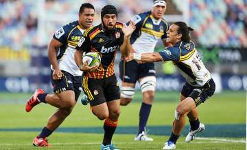 Charlie Ngatai has been withdrawn for this weekend